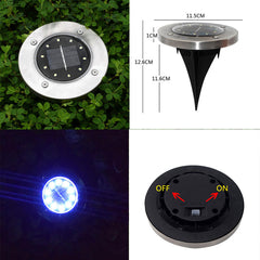 Solar 10 LED Lamp-Smart Garden Shop
