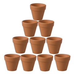 10 Pcs Ceramic Pottery Planter-Smart Garden Shop