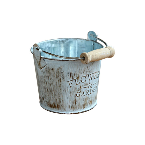 Creative Iron Bucket