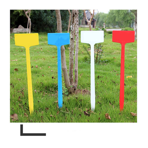 10 Pcs Plastic Plant Tags-Smart Garden Shop