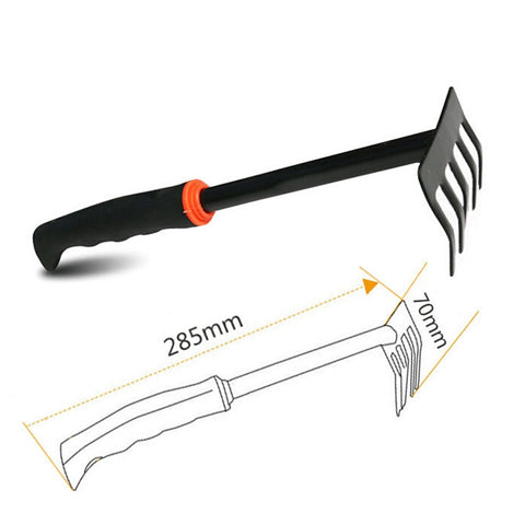 Garden Steel Rake-Smart Garden Shop