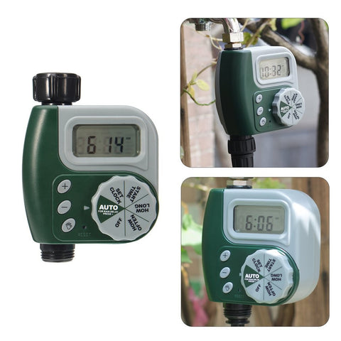 Automatic Digital Garden Irrigation Controller-Smart Garden Shop
