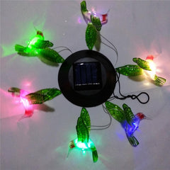 Solar Hummingbird Light-Smart Garden Shop