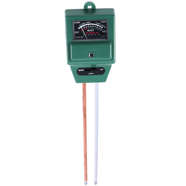 3-in-1 Plant Soil PH Tester