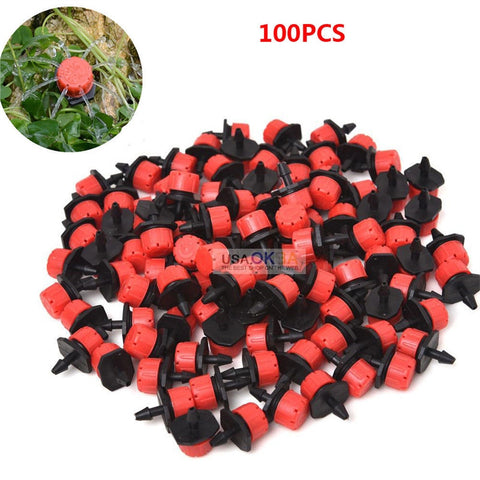 100 Pcs Micro Irrigation Sprinklers-Smart Garden Shop