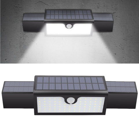 Solar 71 LED Sensor Wall Light-Smart Garden Shop