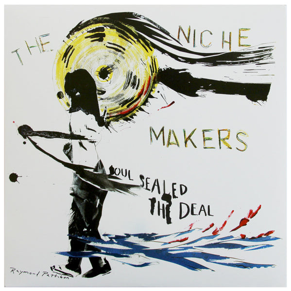 THE NICHE MAKERS Soul Sealed the Deal, Vinyl