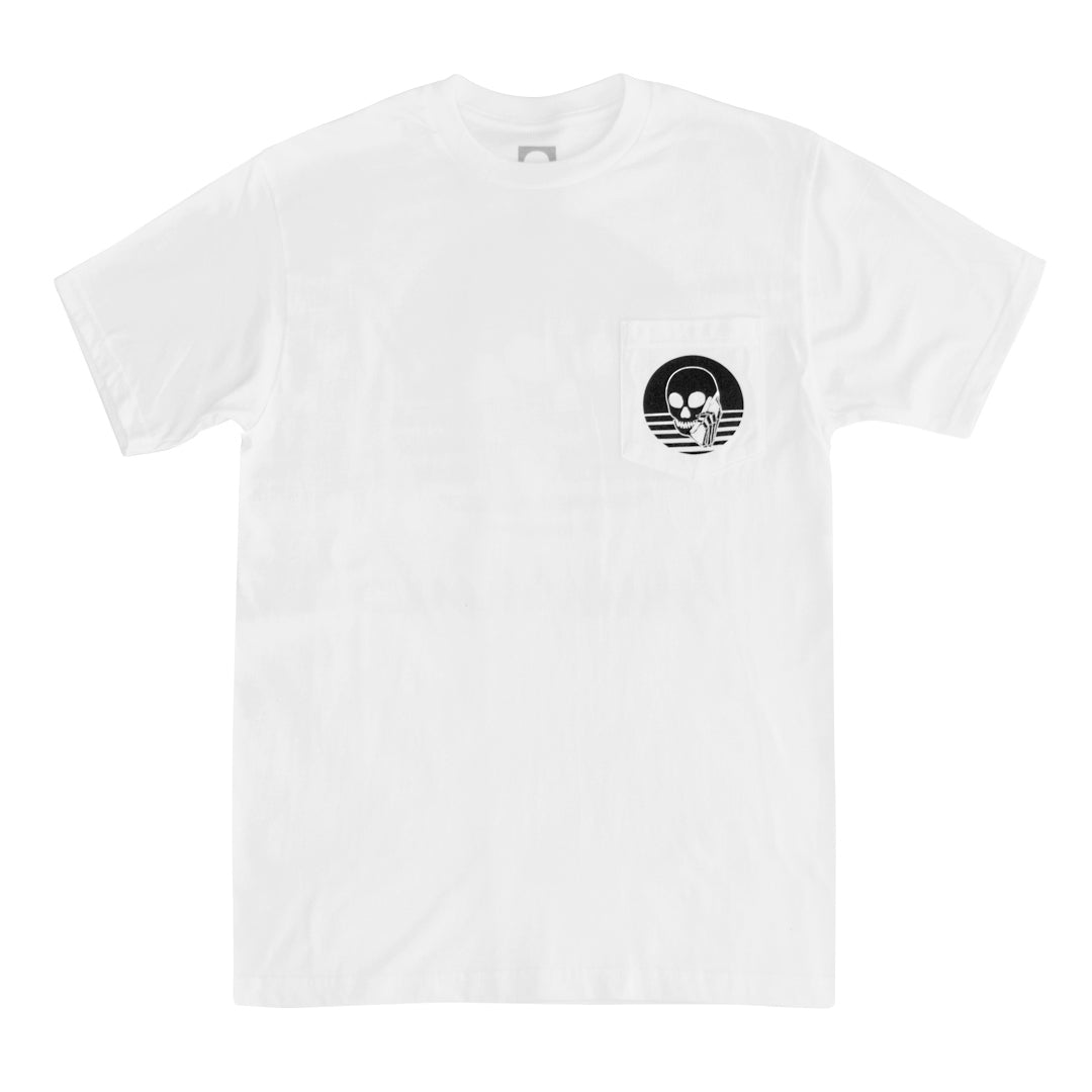 New! SKULLPHONE Frequency pocket tee