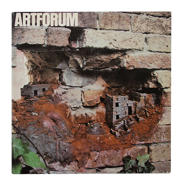 ARTFORUM, March, 1979 :::