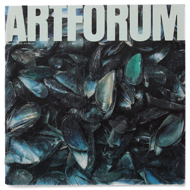 ARTFORUM, May, 1980 :::