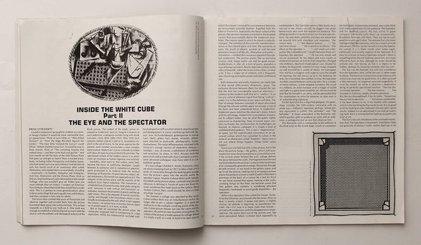 ARTFORUM, April, 1976 :::