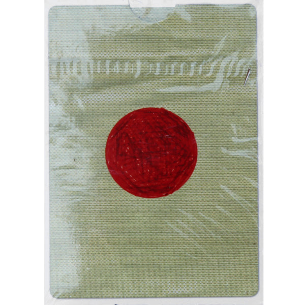 "TOM SACHS ""Japan Deck"" Vectran Edition Playing Cards"