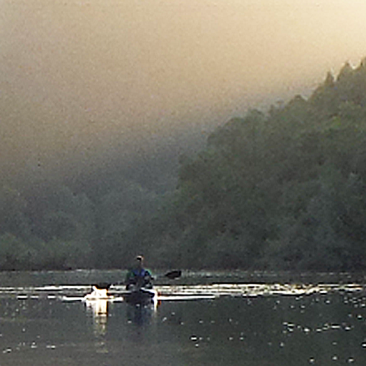 Evening Paddle Guerneville To Monte Rio
