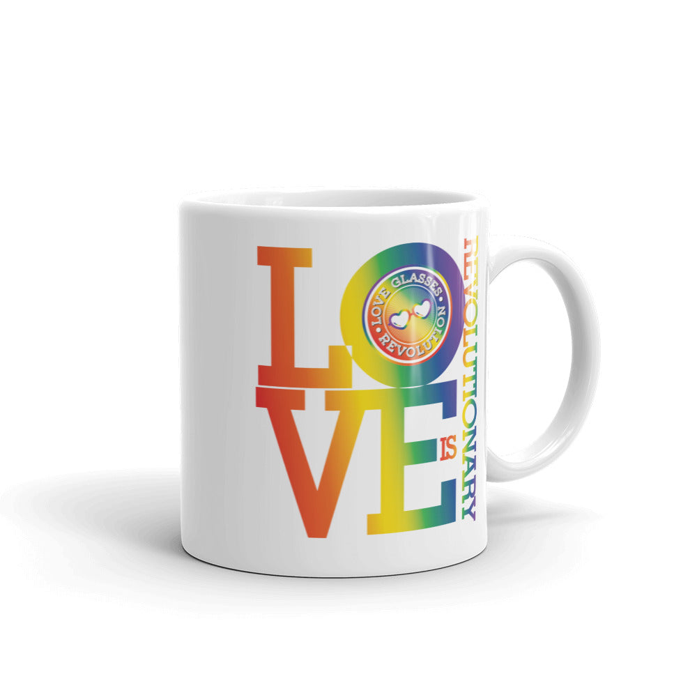 Love is Revolutionary Coffee Mug