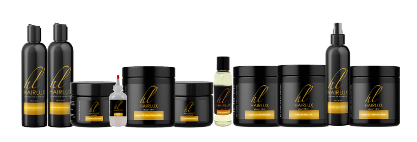 HairLux Hair Care Products