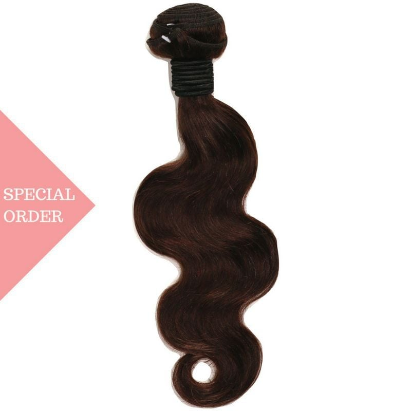 Mocha Brown Body Wave
