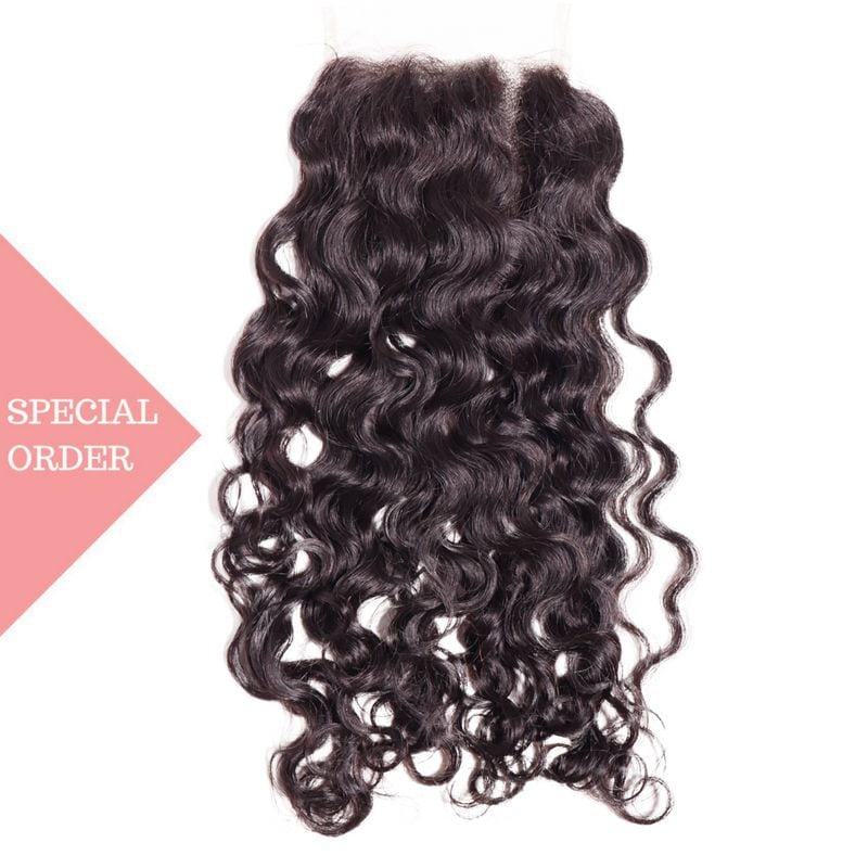 Brazilian Water Wave Closure