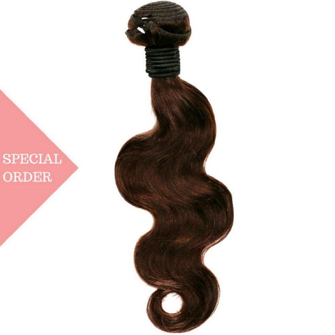 Chocolate Brown Body Wave