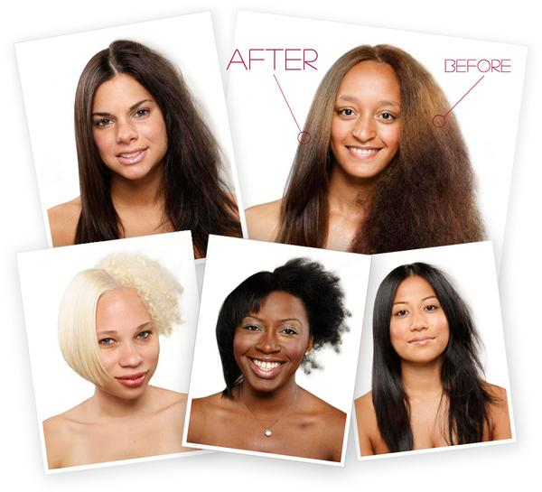 Keratin Hair Smoothing Treatment Workshop