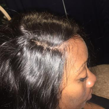Sew-In Weave with Lace Frontal & Lace Front Closure Workshop