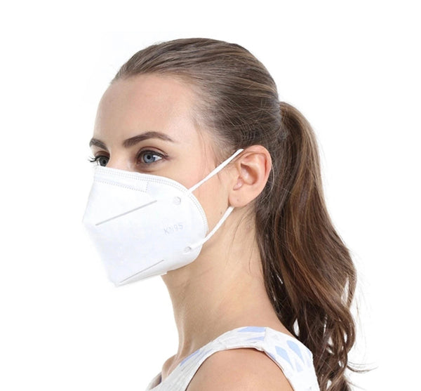 KN95 5 Ply Protective Respirator Face Mask - Personal Protective Equipment (PPE)