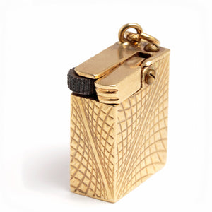 Miniature Deco Cigarette Lighter