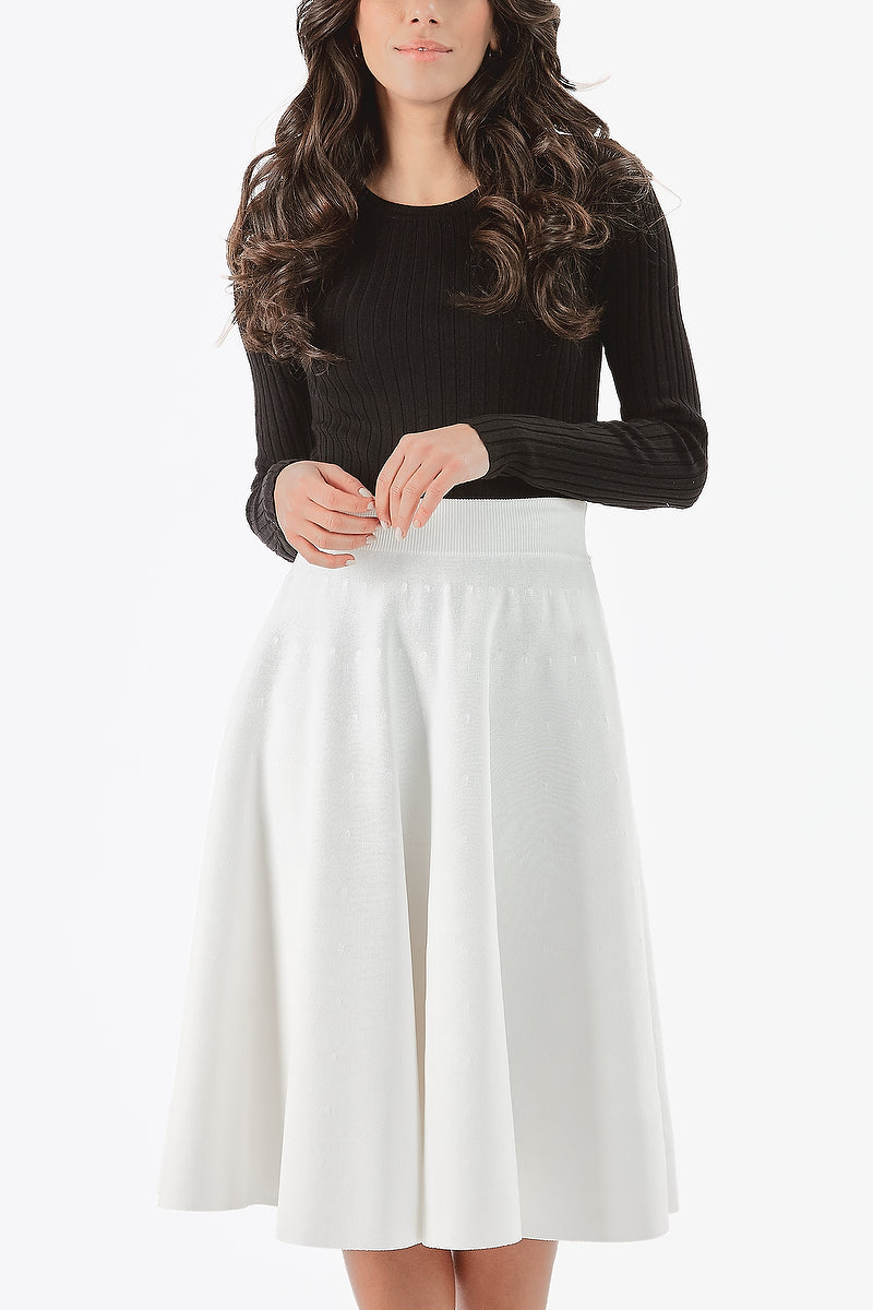HAVEN SKIRT (White)