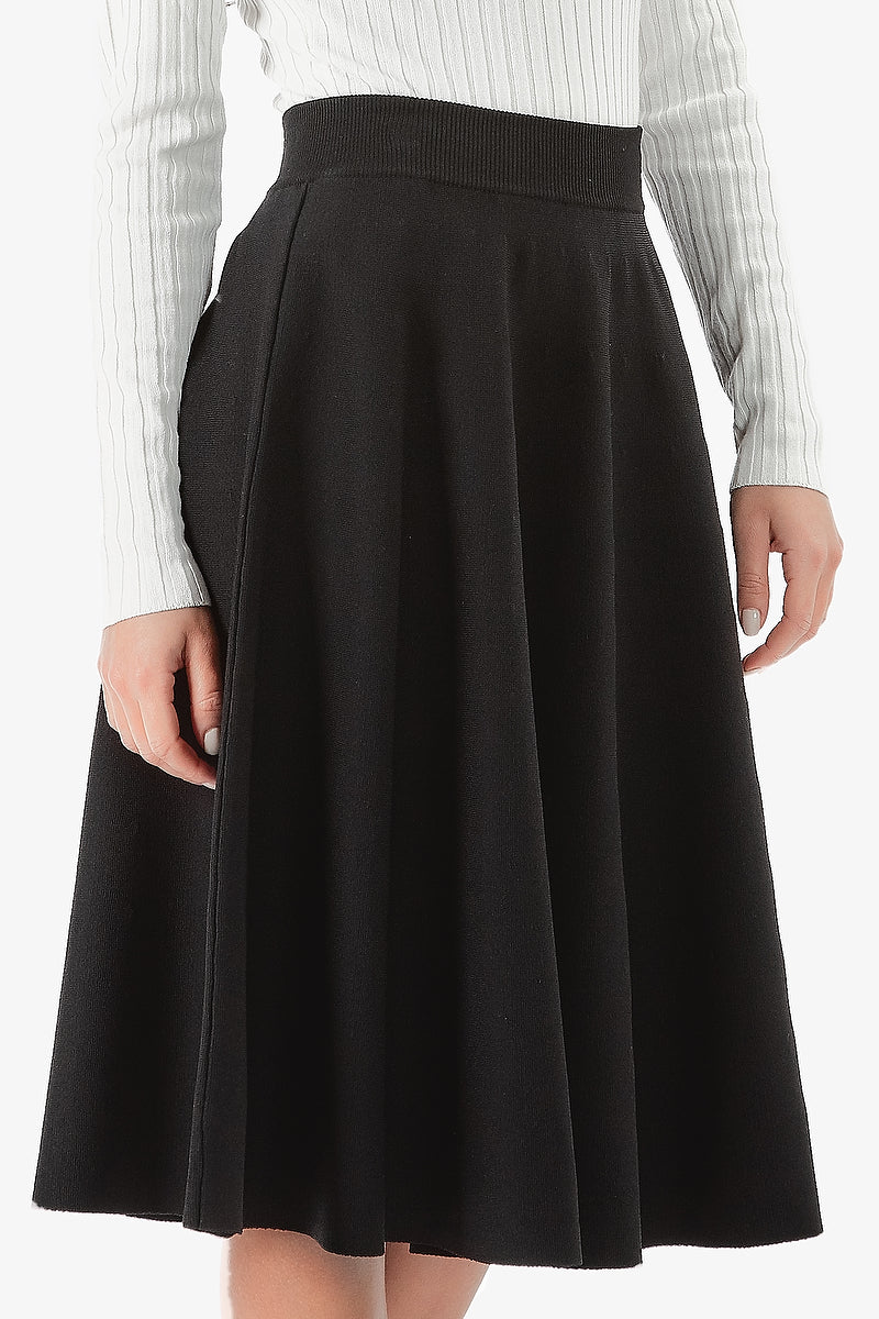 HAVEN SKIRT (Black)