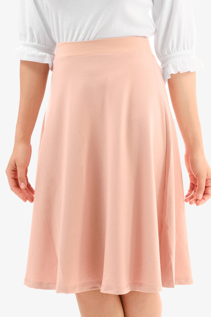 SUPREME SWING SKIRT (Dusty Rose)