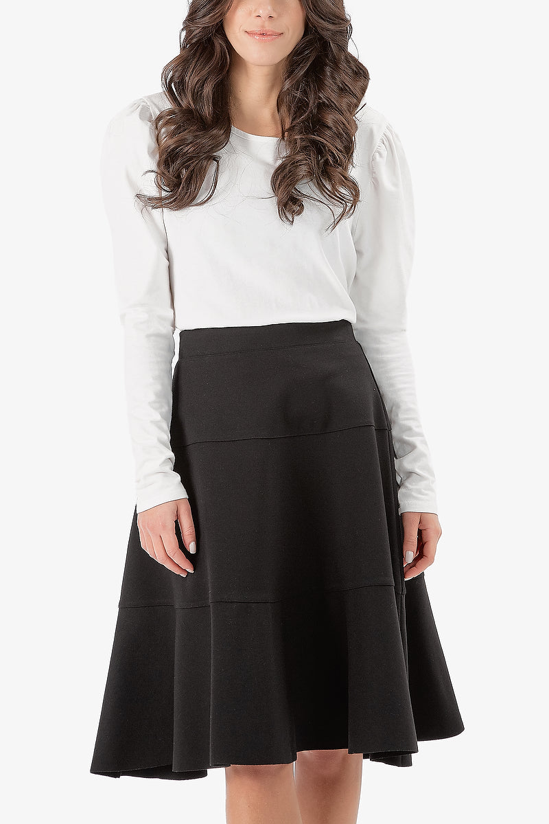 EMERSYN SKIRT (Black)