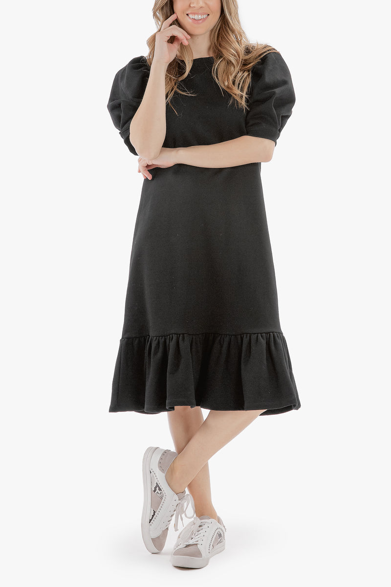 ALEXA DRESS (Black)