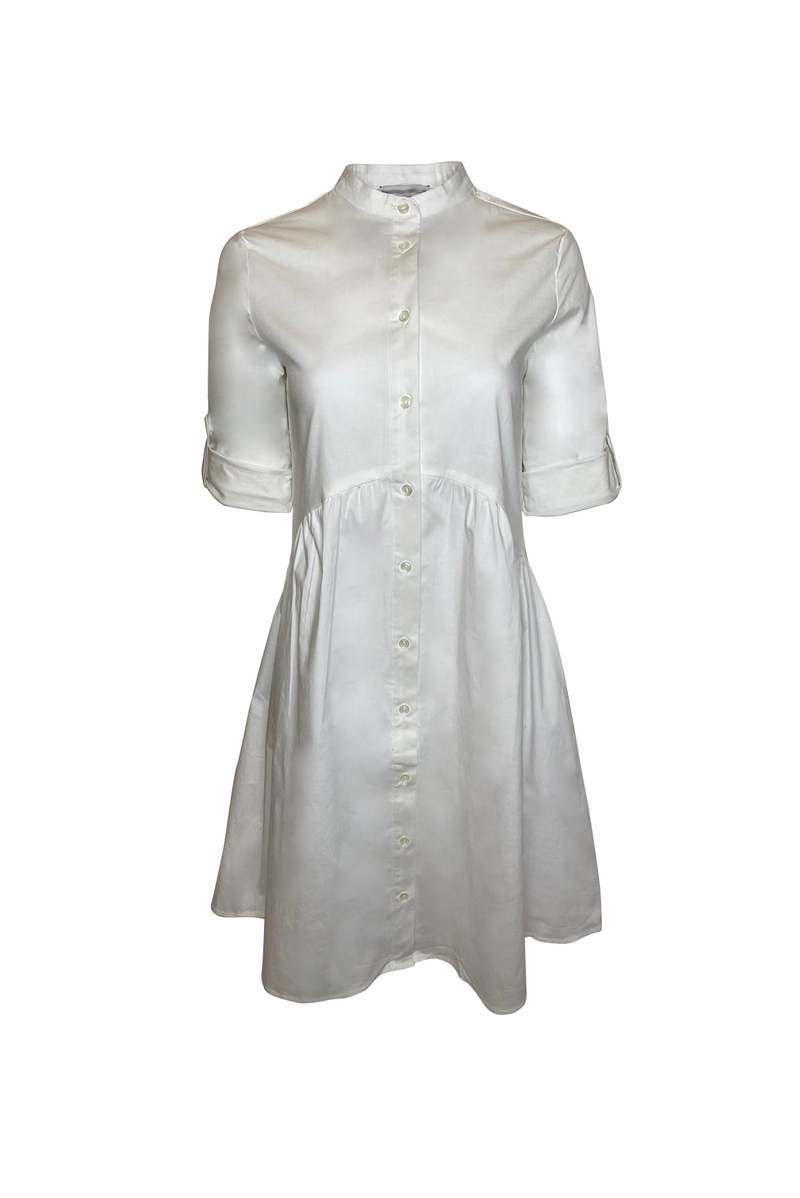LEXI DRESS (White)