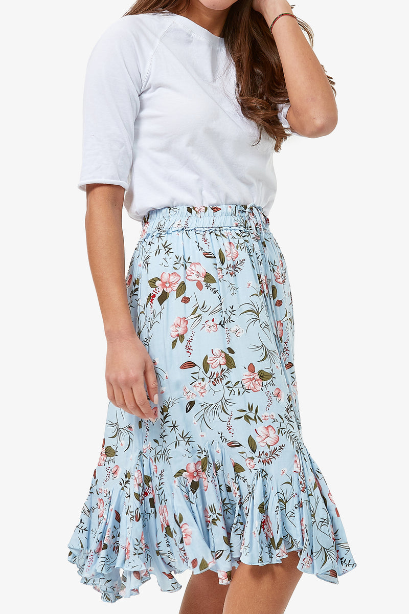 HANNAH SKIRT (Baby Light Blue)