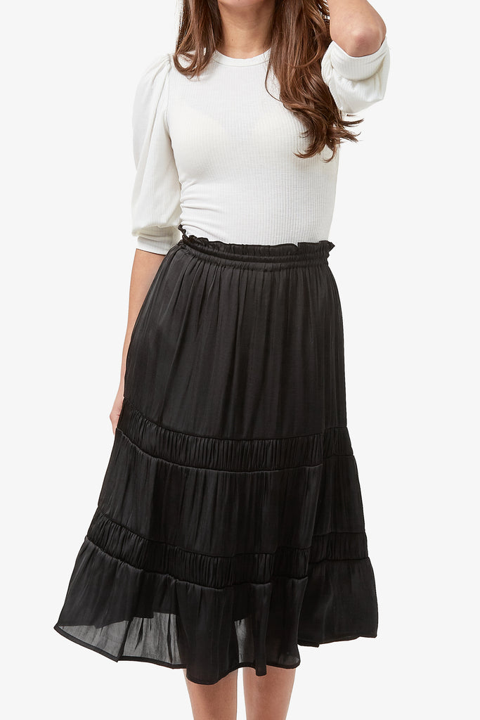 ADELE SKIRT (Black)