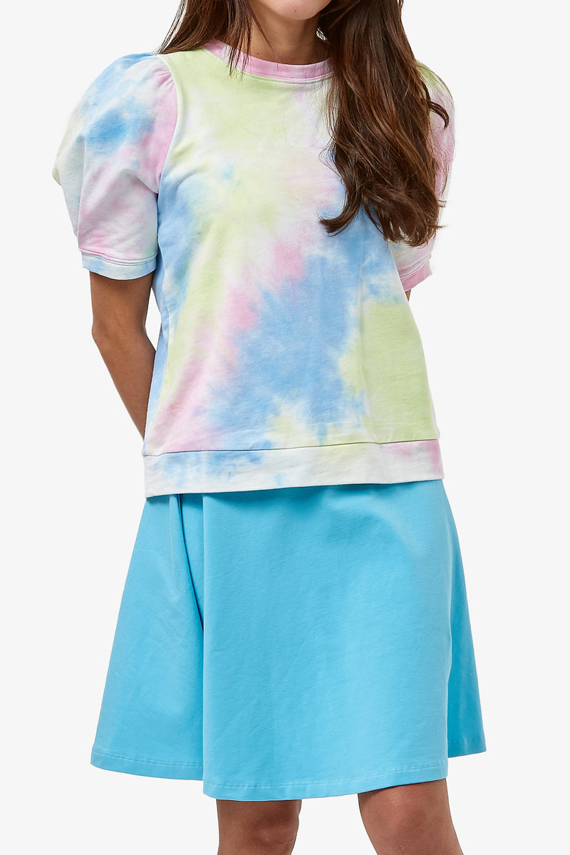 SUPREME SWING SKIRT (Sea Blue)
