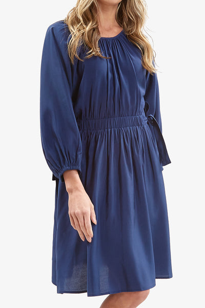 AZALEA DRESS (Navy)