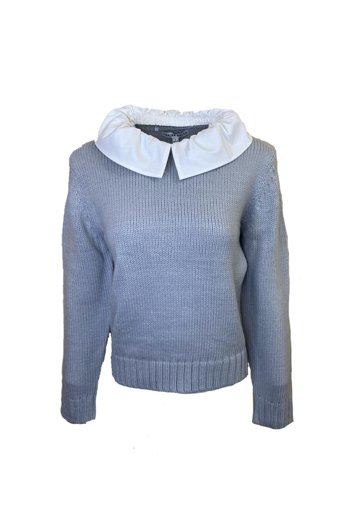 LYLA SWEATER (Gray)