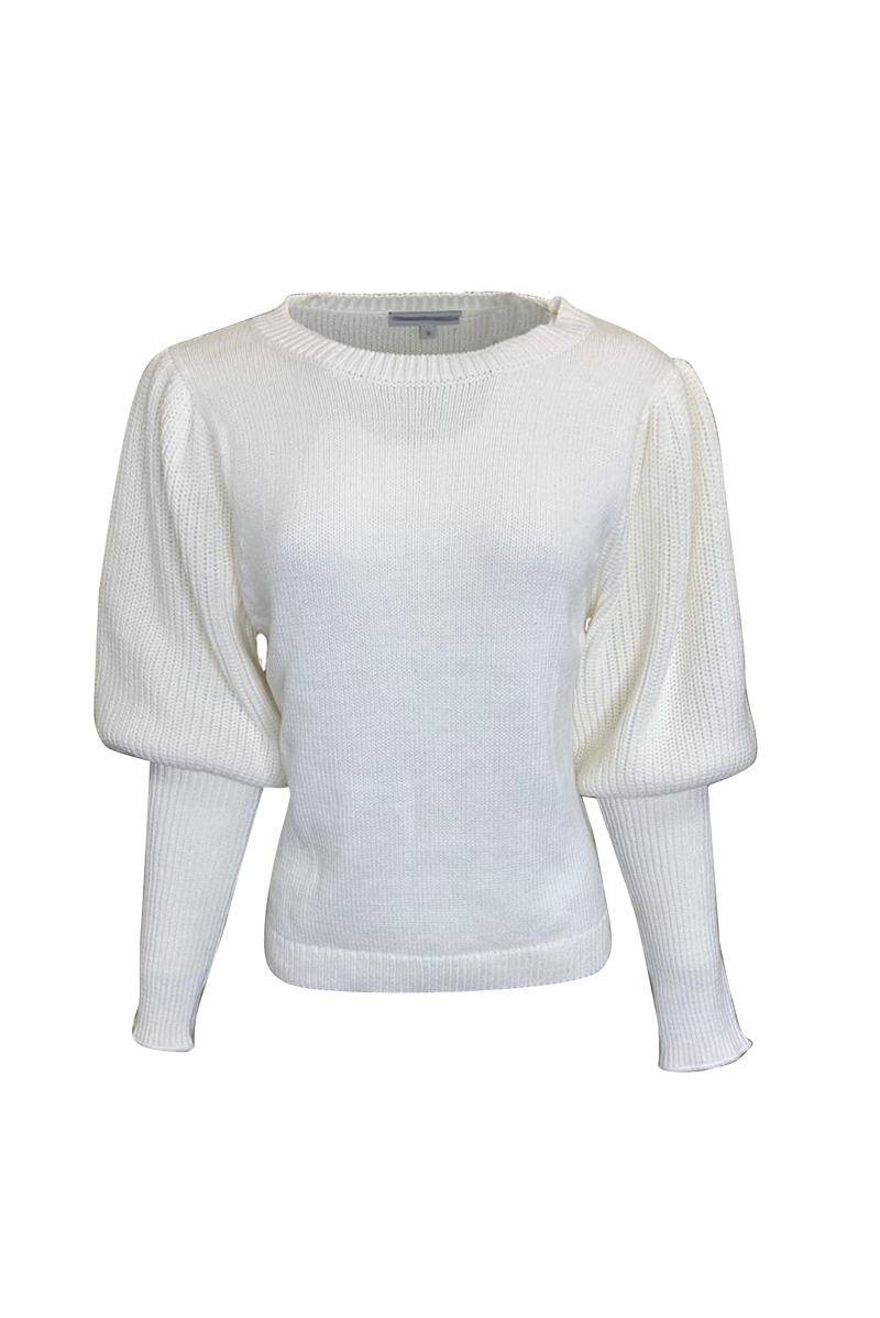 NORWAY SWEATER (White)