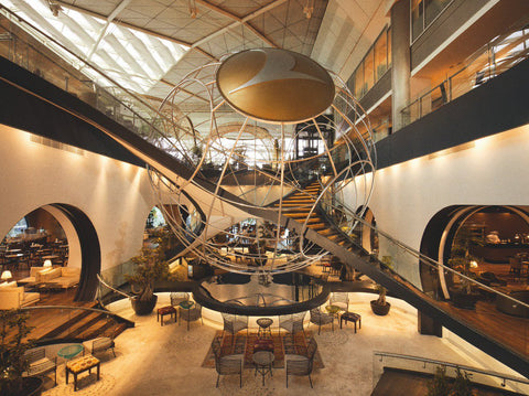 Turkish Airlines CIP Lounge, Istanbul Airport