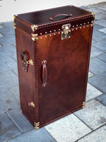 Bosphorus Leather Montana Watch Winder Trunk  - Free Shipping Worldwide