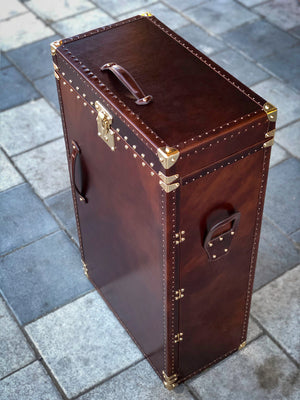 Bosphorus Leather Watch Winder Trunk - Free Shipping Worldwide