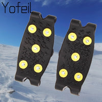 5 Studs Ice Spikes for Shoes