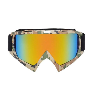 Camo Freestyle Goggles