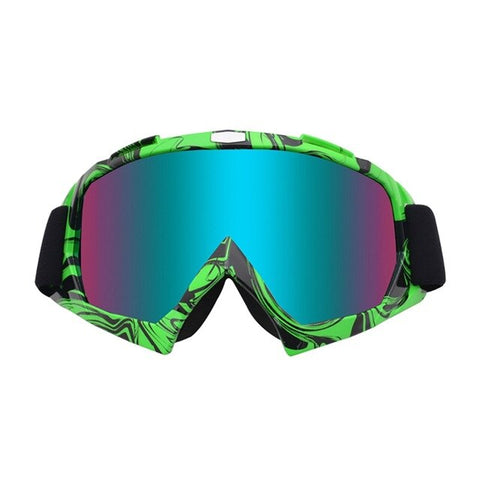 Green Envy Freestyle Goggles