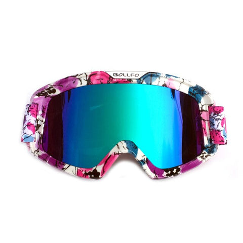 Abstract Bollfo Goggles