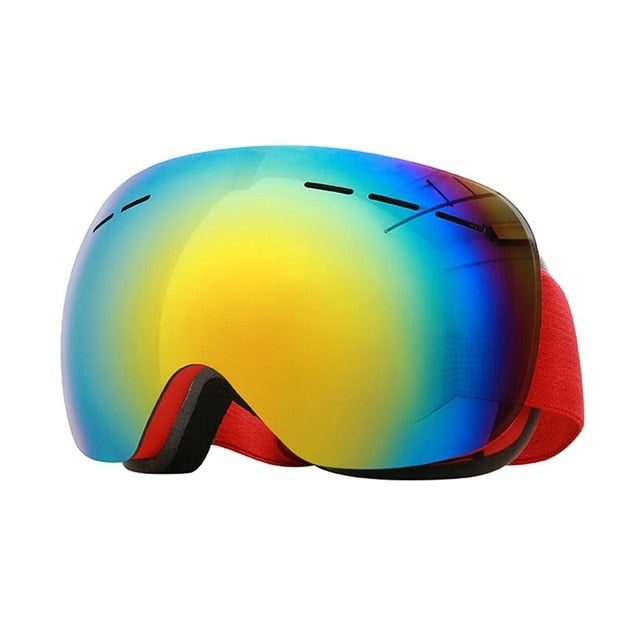 Red Phantom Goggles
