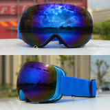 Blue Phantom Goggles