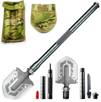 Multi-function tactical shovel