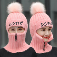 Women Knitted Wool Hat
