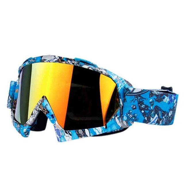 Into The Blue Freestyle Goggles